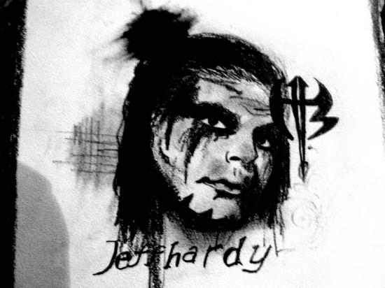 Jeff Hardy by spiirit-of-rock-x